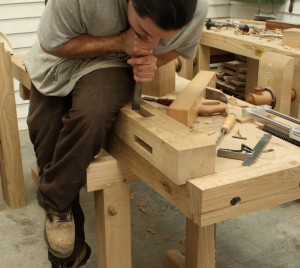 The Oak 'Artisan' – Part 5, Nearly There!