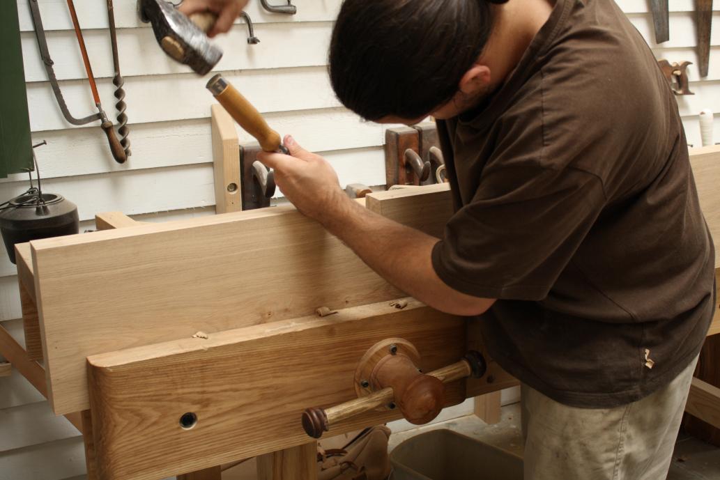 Building an English workbench