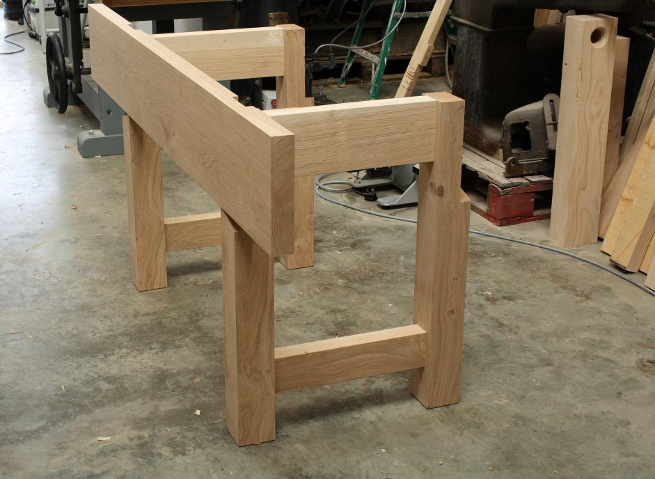 Nicholson workbench design, English Workbench Design