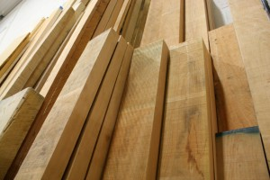 Buying Timber – Hardwoods are Hard Work!