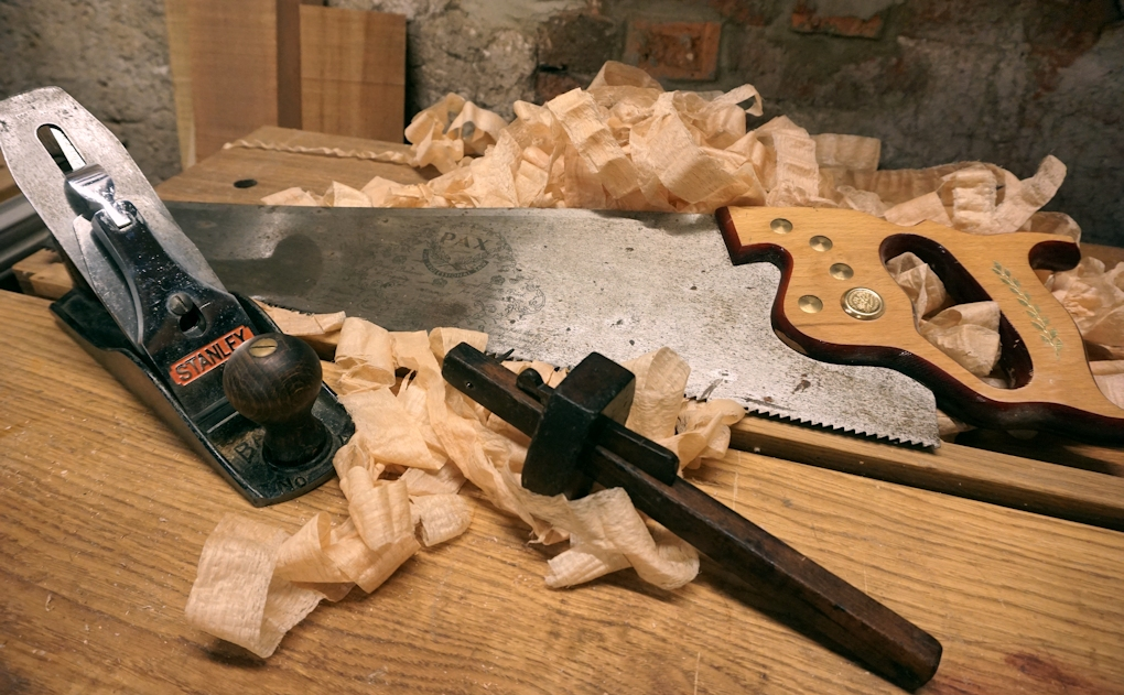 hand tools list - basic kit for getting started