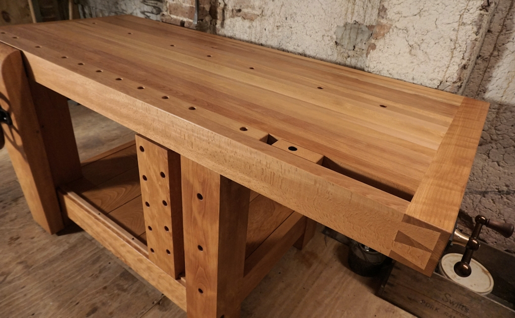 maguire workbenches beech roubo