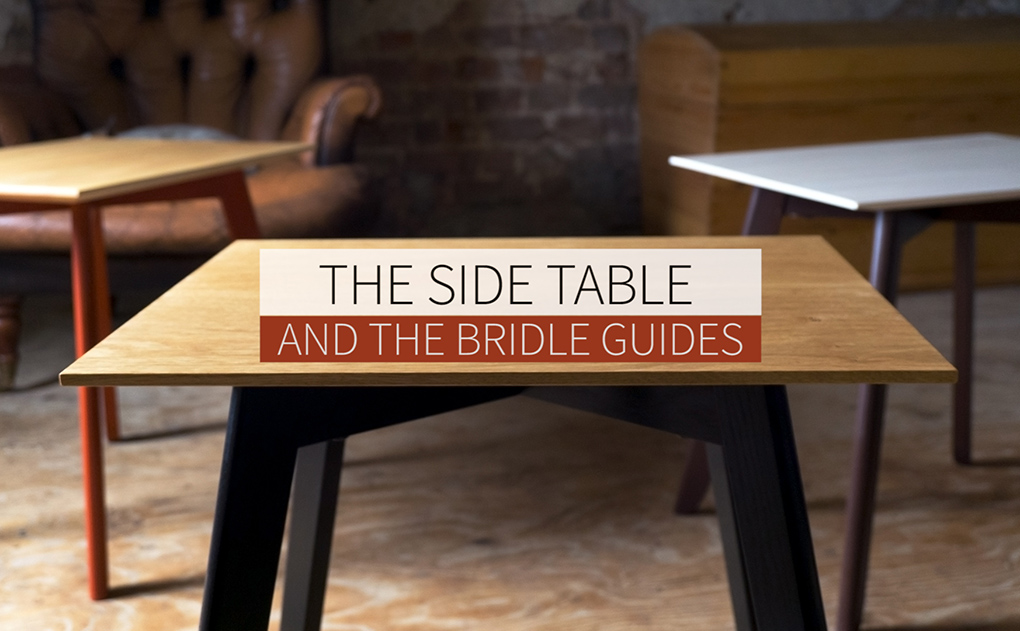 Side Table Bridle Guides Title