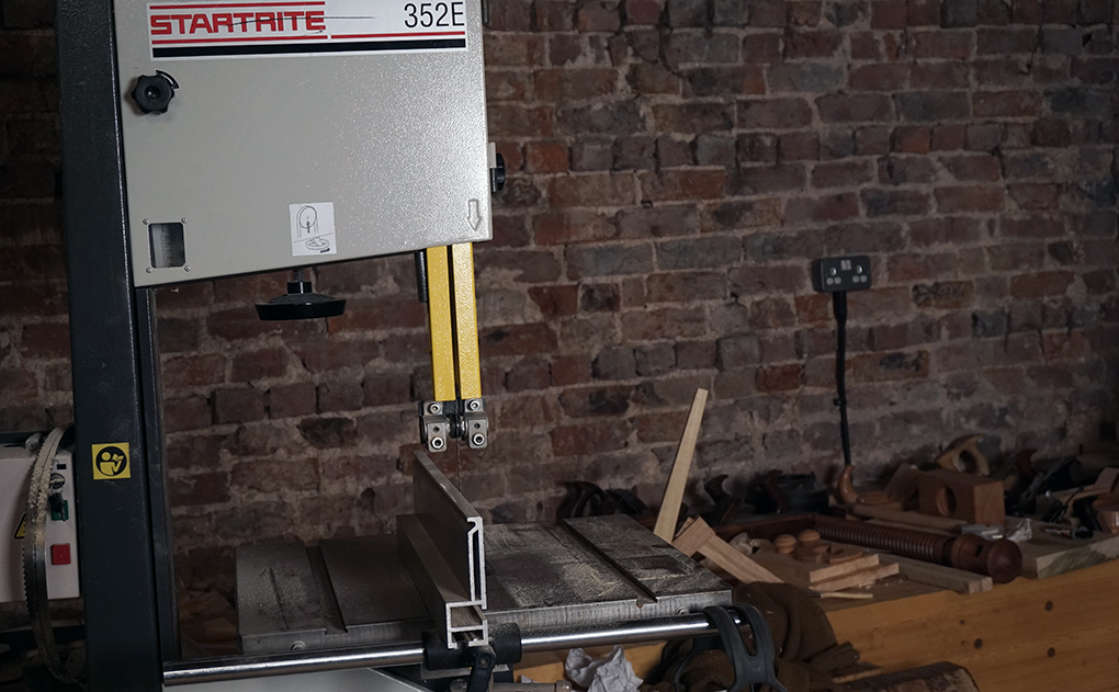 What is a bandsaw used for? My Startrite 352E