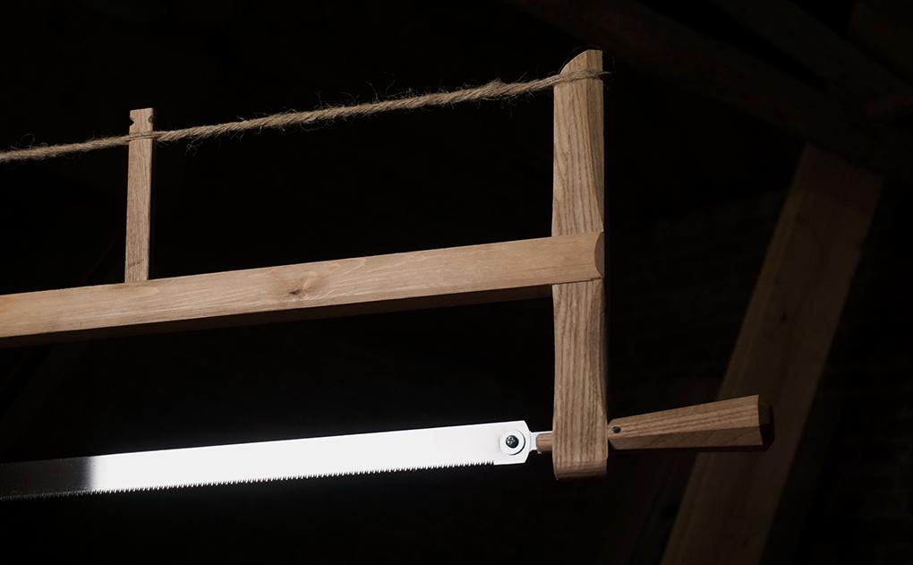 frame saw frame