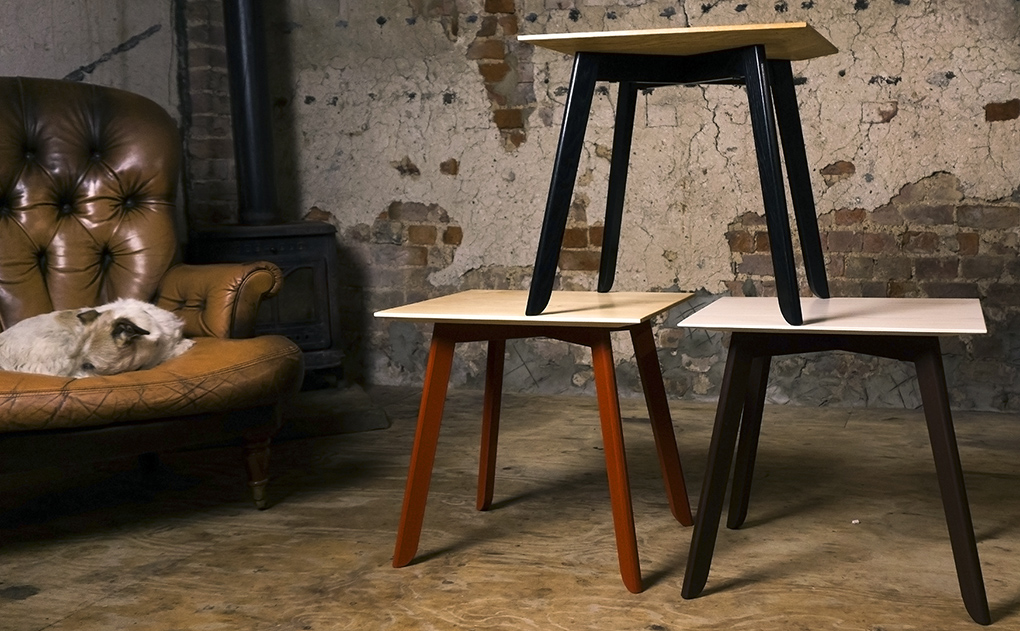 The Side Table & Bridle Guides, How to Build Furniture