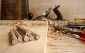 how to make wooden pegs