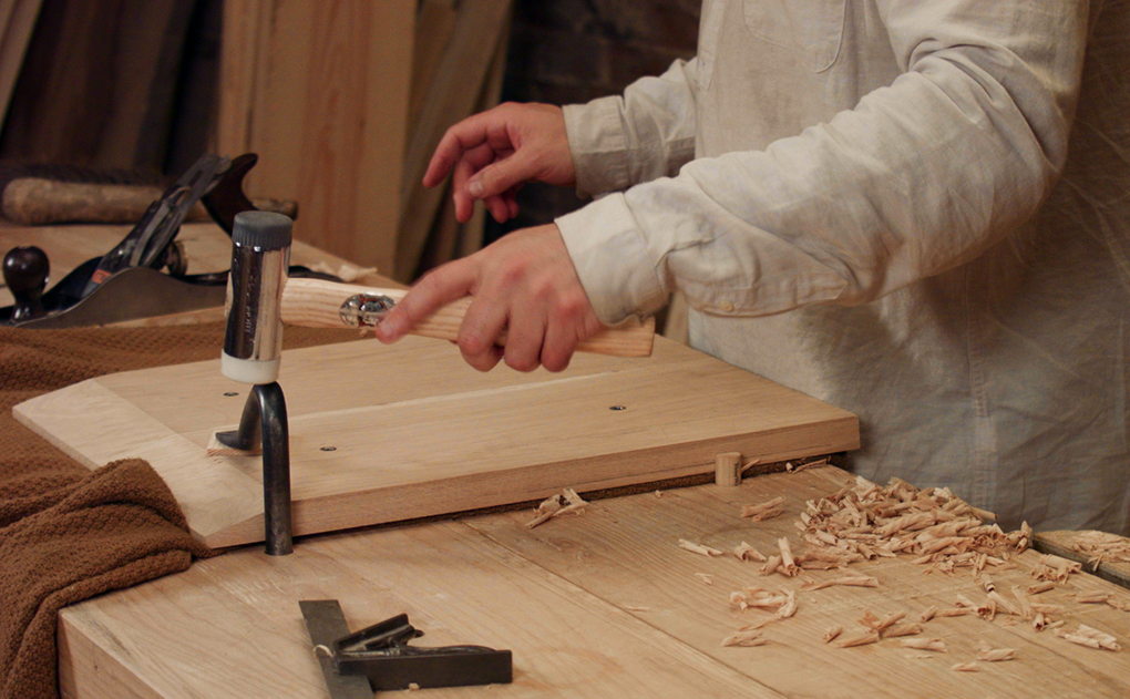 Holdfasts woodworking