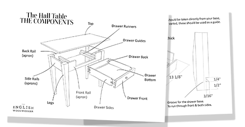 pdf plans table project