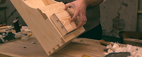 learn how to fit a drawer