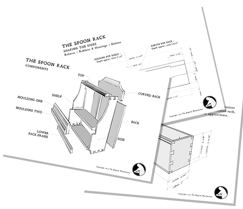 Pdf plans woodworking project