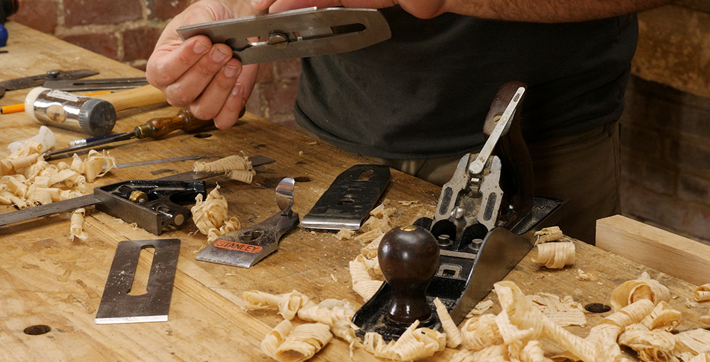 basic hand tools - the jack plane