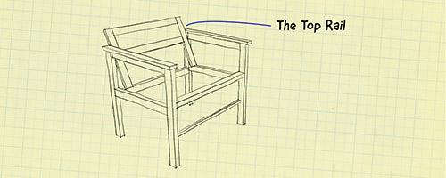 the components of our chair design