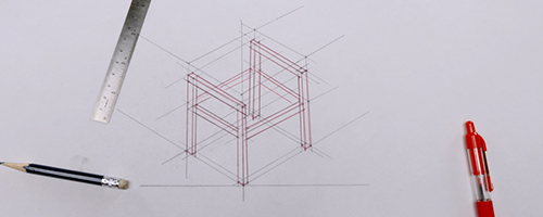 isometric drawing to scale