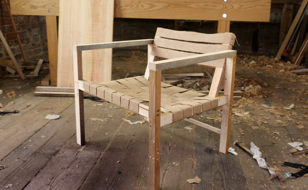 prototype chair design